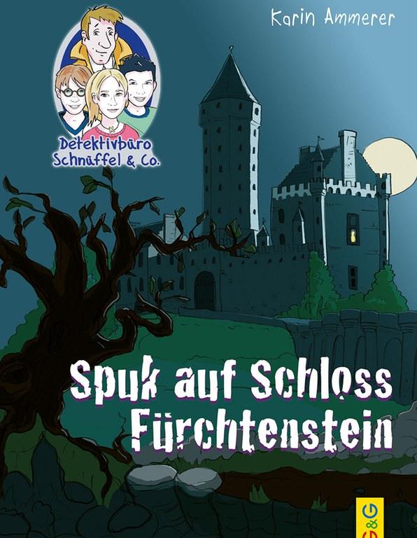 Lesung: Detektivbüro Schnüffel & Co © G&G Verlag