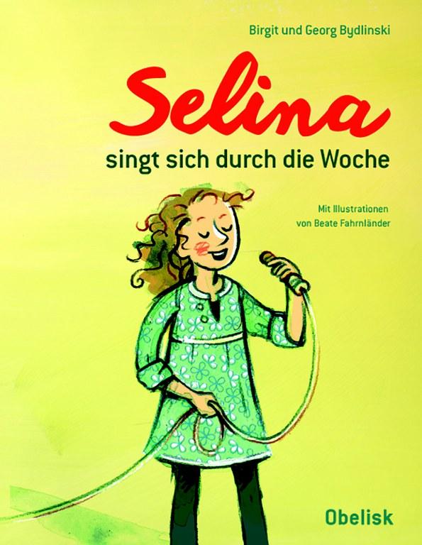 Lesung: Selina singt sich durch die Woche © Verlag Obelisk