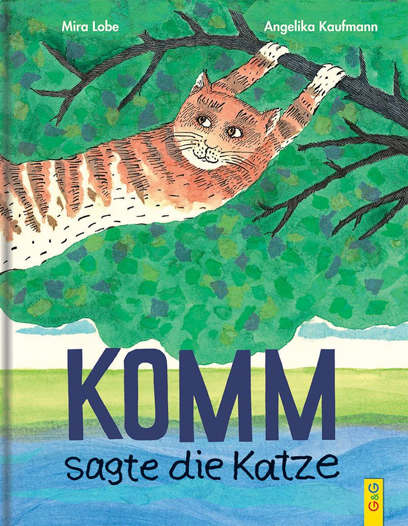 Bilderbuchkino: Komm, sagte die Katze © G&G Verlag