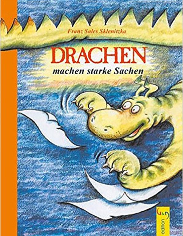 Lesung: Drachen machen starke Sachen © G&G Verlag