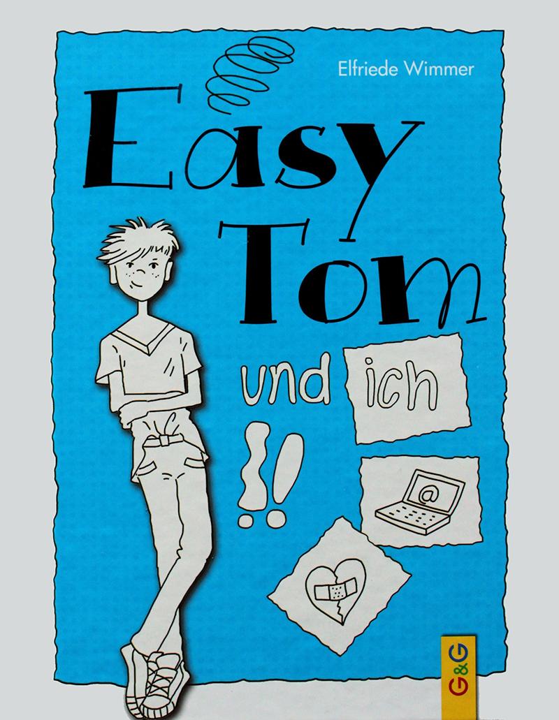 Lesung: EasyTom und ich © G&G Verlag