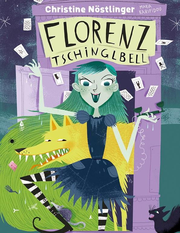 Florenz Tschinglbell © Nilpferd bei G&G Verlag