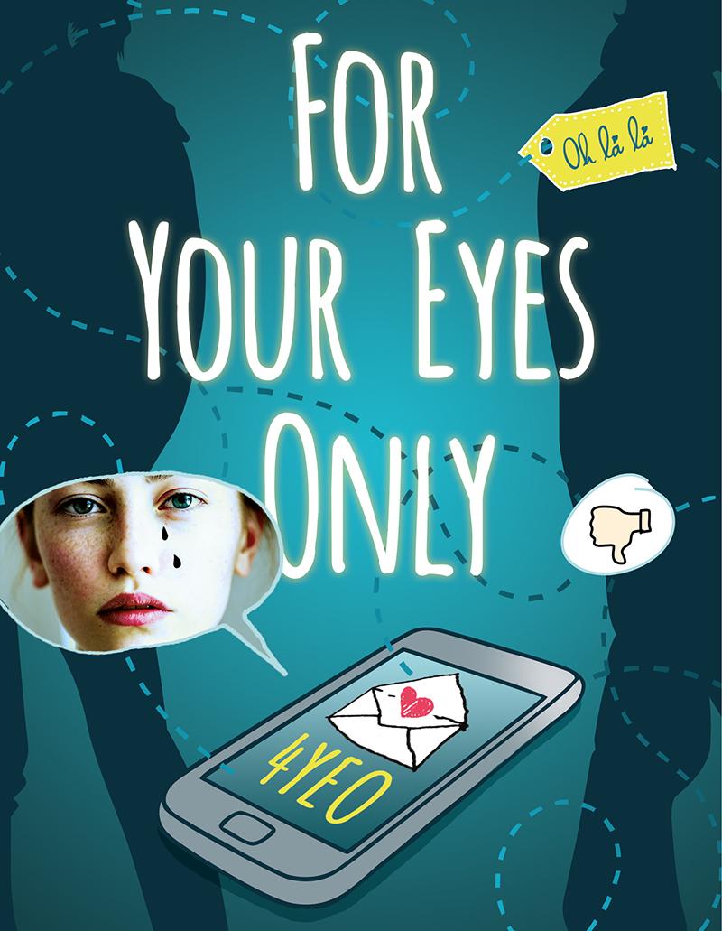 For your eyes only © Verlag Ueberreuter