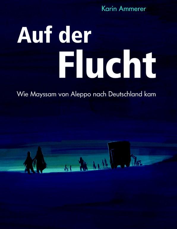 Lesung: Auf der Flucht © Verlag Hase und Igel