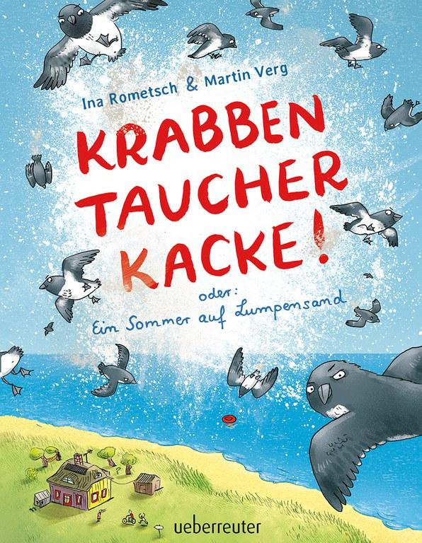 Lesung: Krabbentaucherkacke © Verlag Ueberreuter