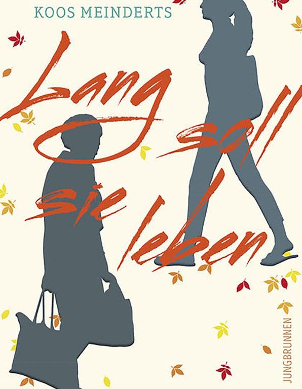 Lesung: Lang soll sie leben © Verlag Jungbrunnen