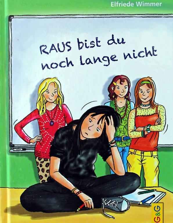 Lesung: Raus bist du noch lange nicht © G&G Verlag