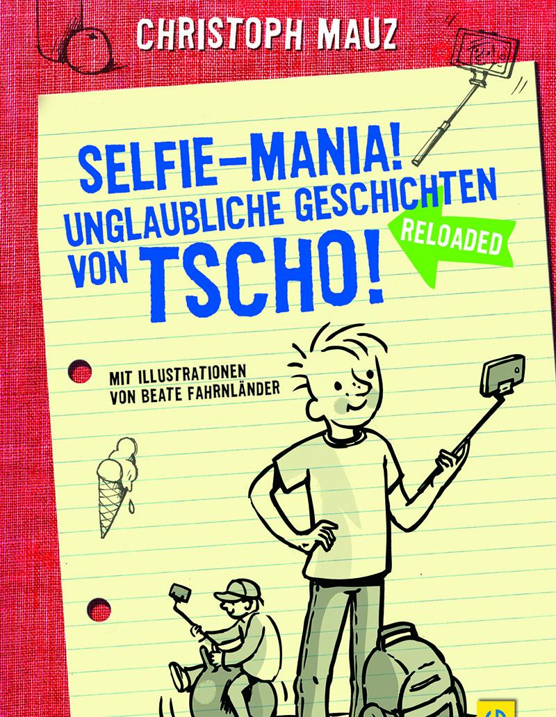 Lesung: Selfiemania – Neue flotte Geschichten von Tscho © G&G Verlag