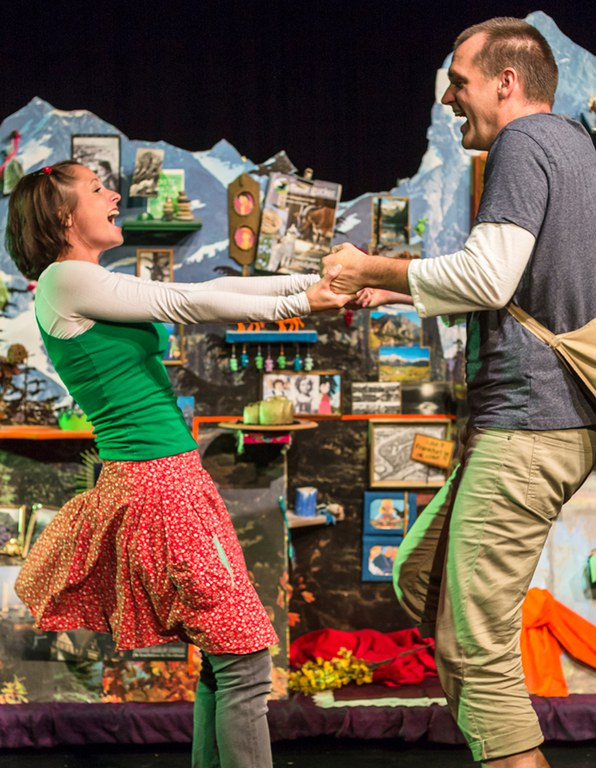 Theater: Heidi © Theater des Kindes