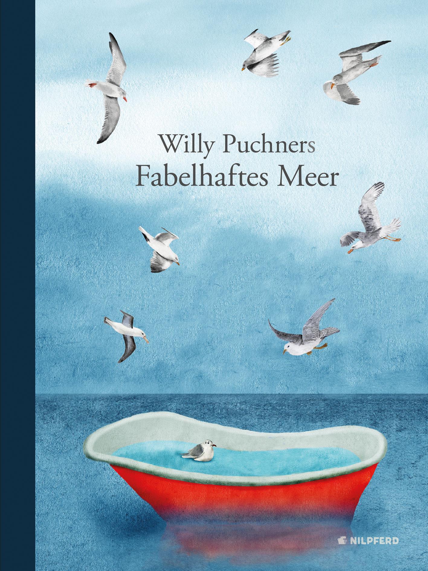 Lesung: Fabelhaftes Meer © G&G Verlag