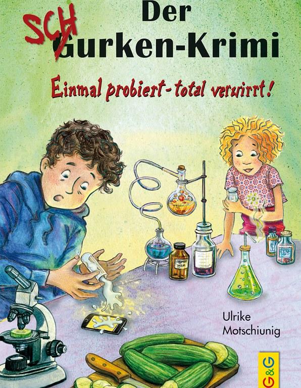 Lesung: Der Gurken/Schurken-Krimi © G&G Verlag