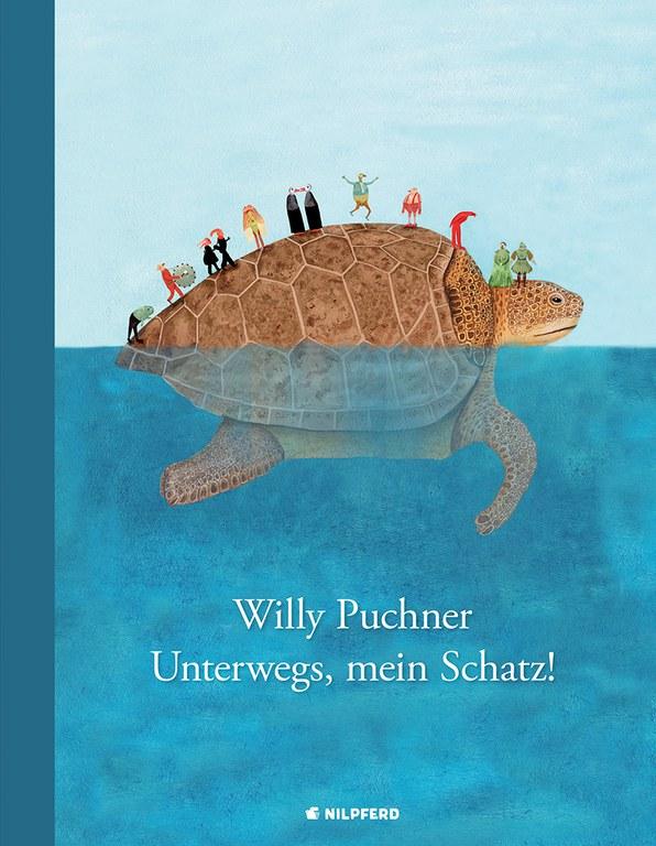 Lesung: Unterwegs, mein Schatz © G&G Verlag