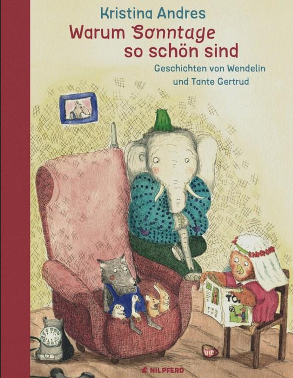 Lesung: Warum Sonntage so schön sind © G&G Verlag