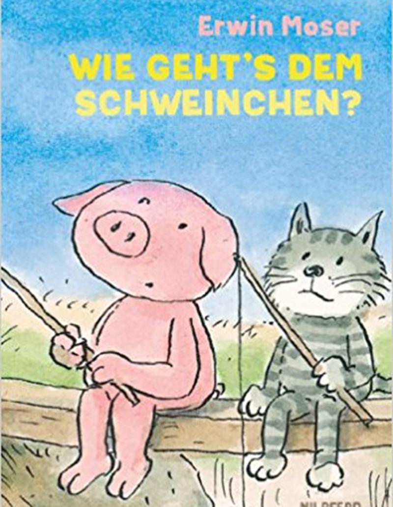 Bilderbuchkino: Wie geht´s dem Schweinchen © G&G Verlag