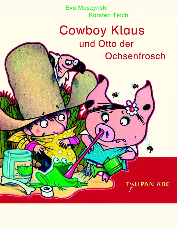 Lesung: Cowboy Klaus © G&G Verlag