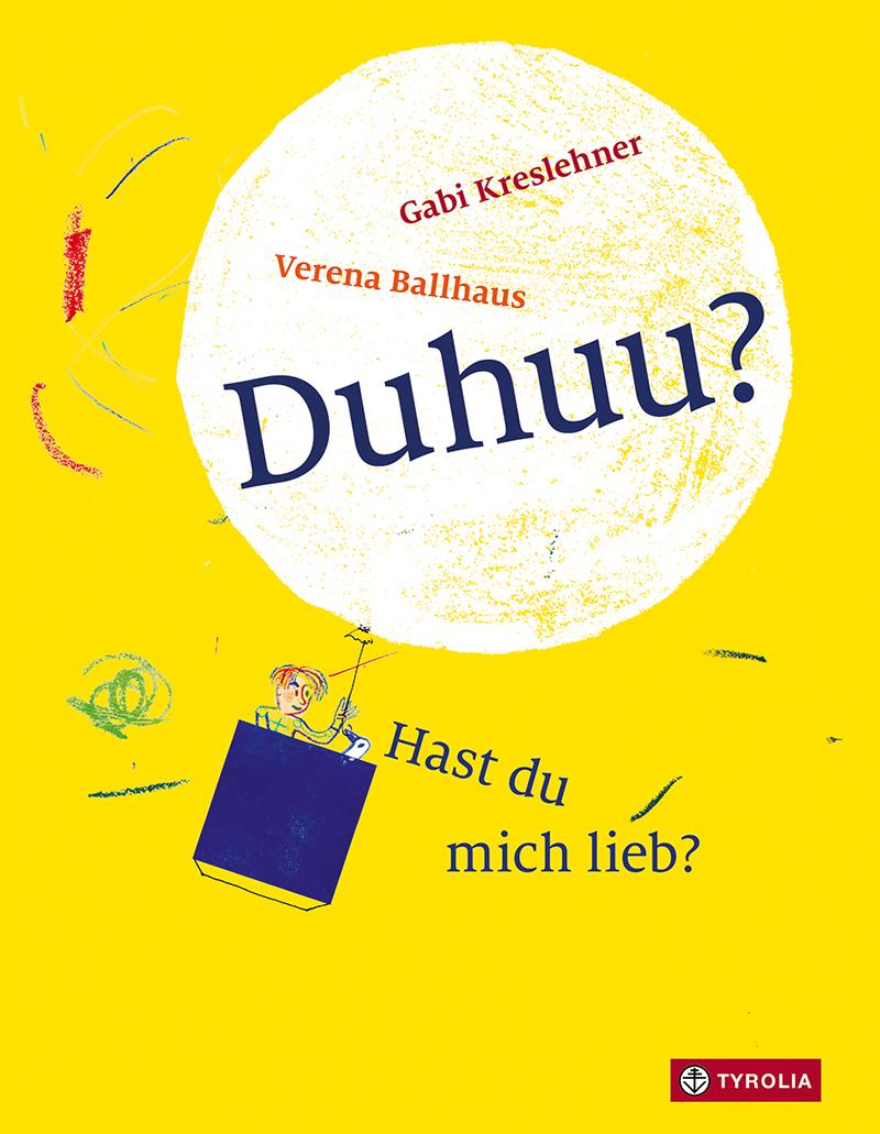 Lesung: Duhuu? Hast du mich lieb? © G&G Verlag