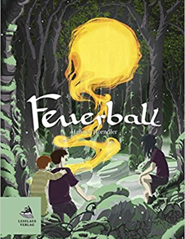 Lesung: Feuerball © G&G Verlag