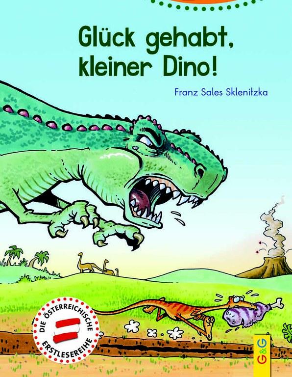 Lesung: Glück gehabt kleiner Dino © G&G Verlag