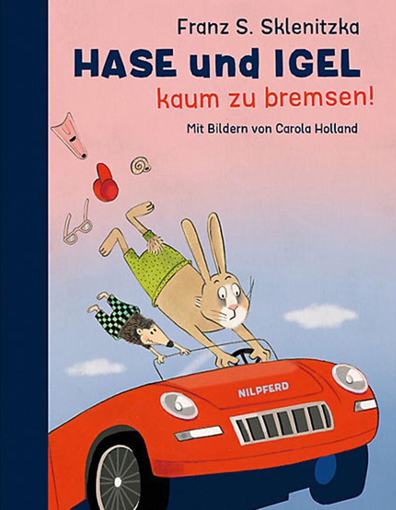 Lesung: Hase und Igel - kaum zu bremsen © G&G Verlag