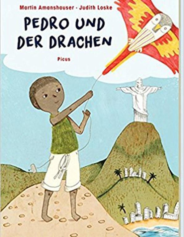 Lesung: Pedro und der Drachen © Nilpferd bei G&G