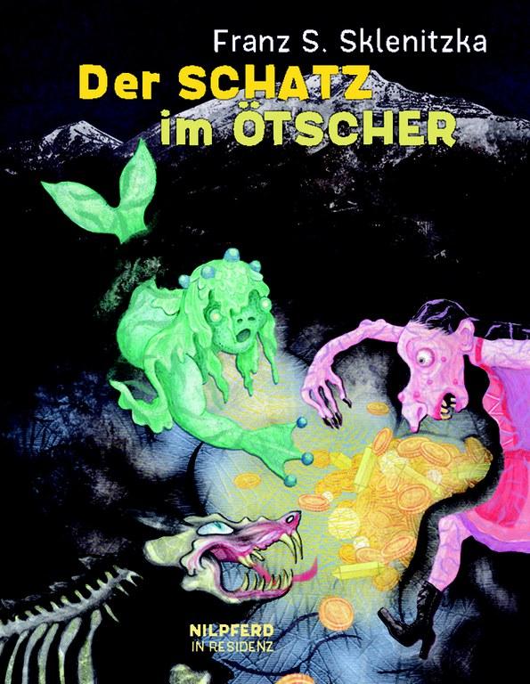 Lesung: Der Schatz im Ötscher © Nilpferd bei G&G
