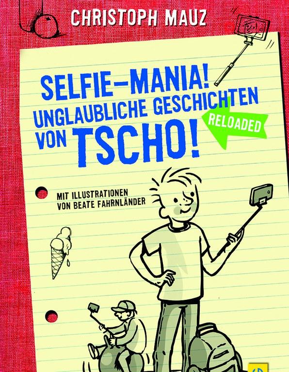 Lesung: Selfie-Mania! – Neue flotte Geschichten von Tscho © G&G Verlag