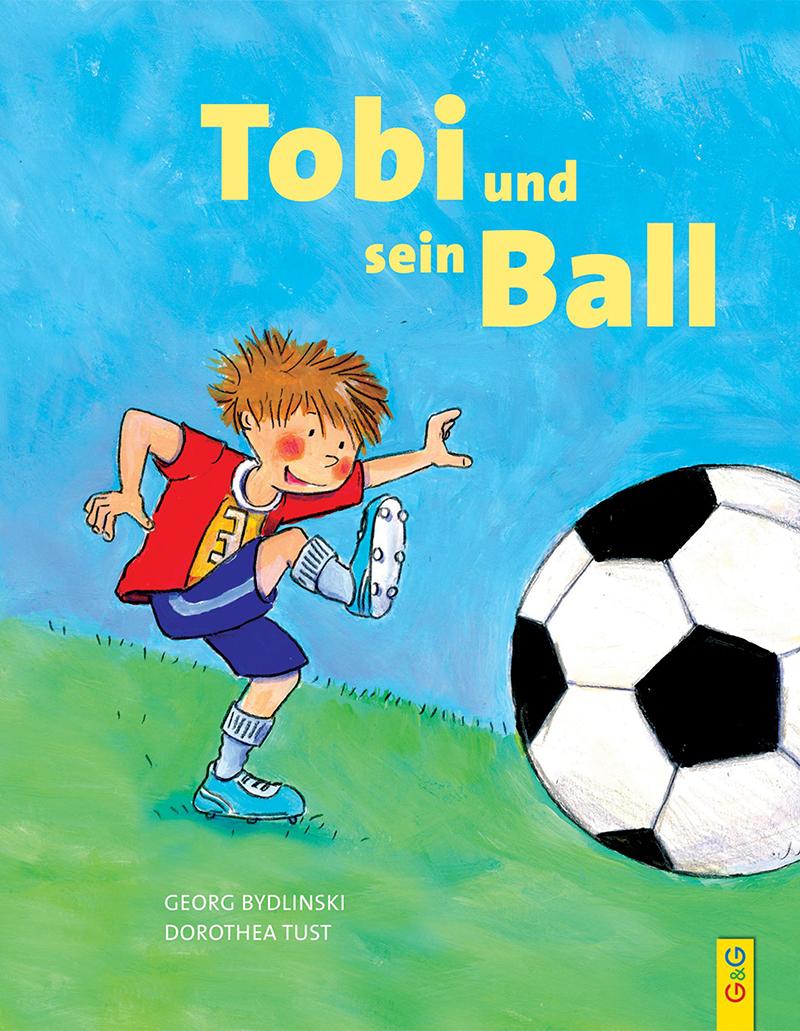 Lesung: Tobi und sein Ball © Nilpferd bei G&G