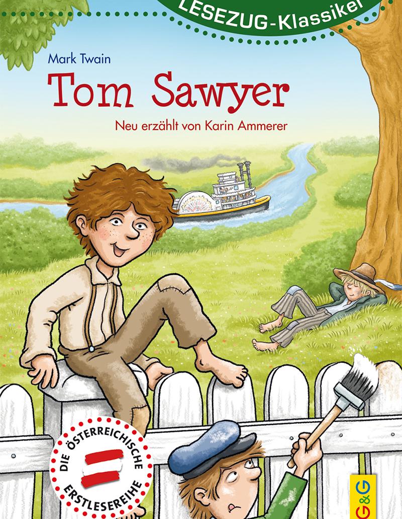 Lesung: Tom Sawyer © G&G Verlag