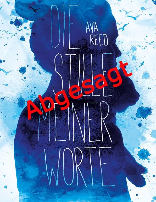 Abgesagte Lesungen: Ava Reed © Ueberreuter