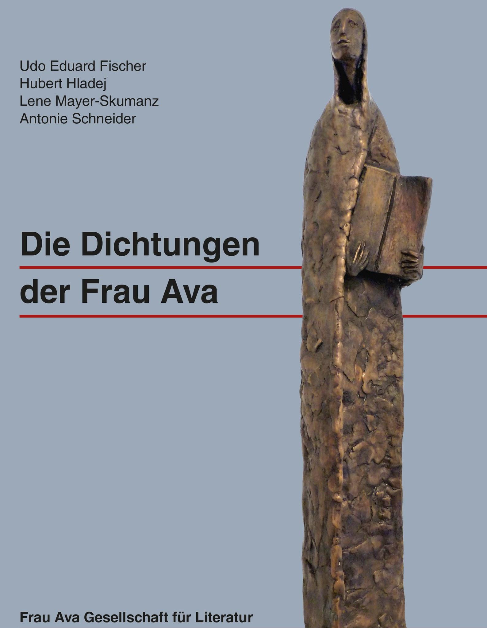 Lesung: Die Dichtungen der Frau Ava © Frau Ava Gesellschaft für Literatur