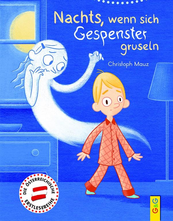 Lesung: Nachts, wenn sich Gespenster gruseln © G&G Verlag