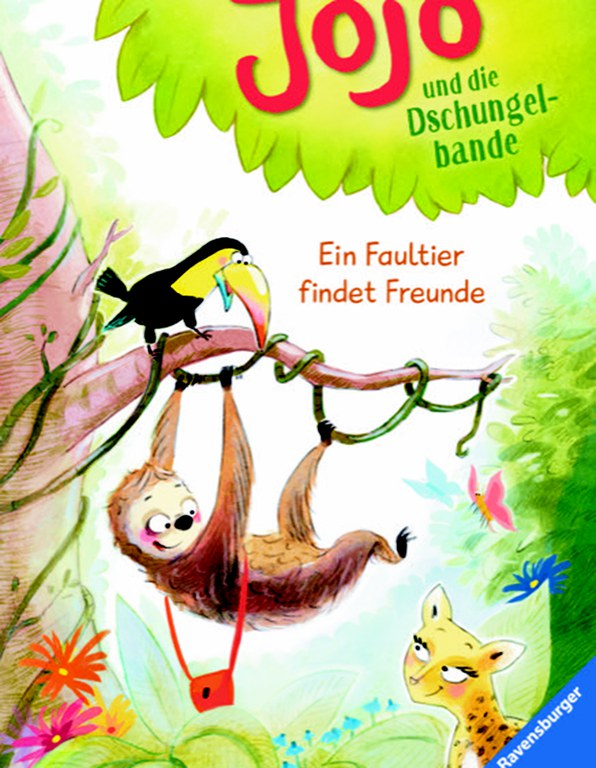 Lesung: Jojo und die Dschungelbande © Ravensburger