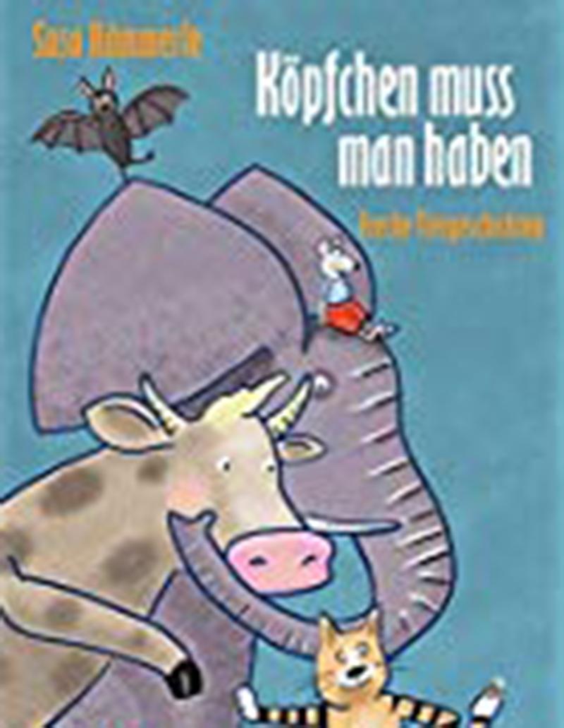 Lesung: Köpfchen muss man haben © Susa Hämmerle
