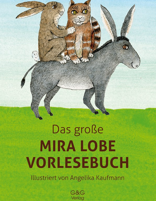 "Lesung: Mira Lobe ""Tiergeschichten"" © G&G Verlag"