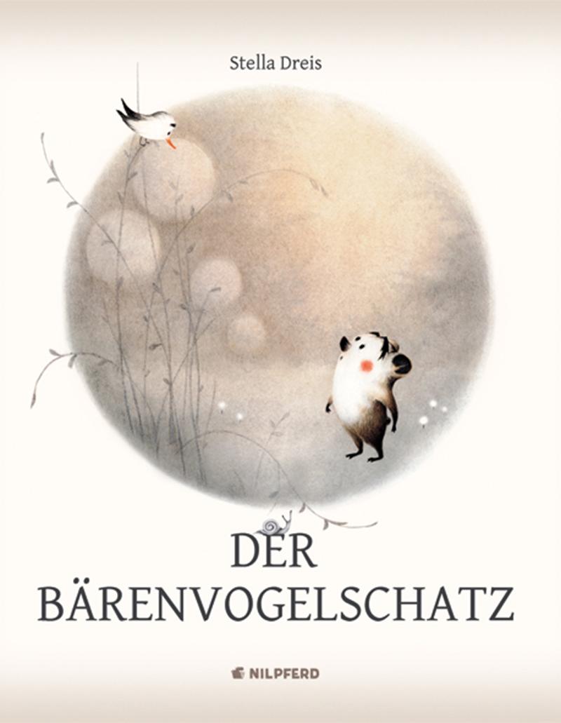 """Bilderbuchkino: Stella Dreis """"Der Bärenvogelschatz"""" © G&G Verlag"""