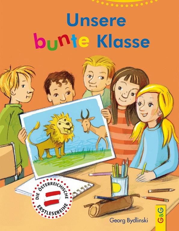 Lesung: Unsere bunte Klasse © G&G-Verlag