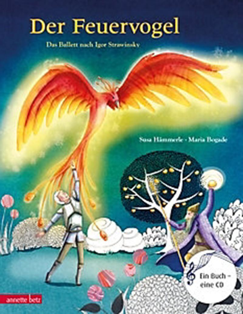 Lesung: Die Forelle & Der Feuervogel © Annette Betz