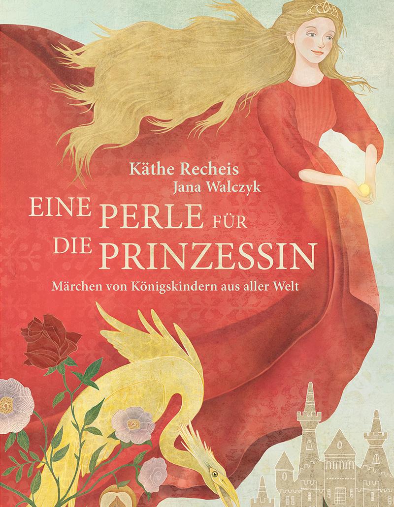 """Lesung: Käthe Recheis """"Eine Perle für die Prinzessin"""" © G&G Verlag"""