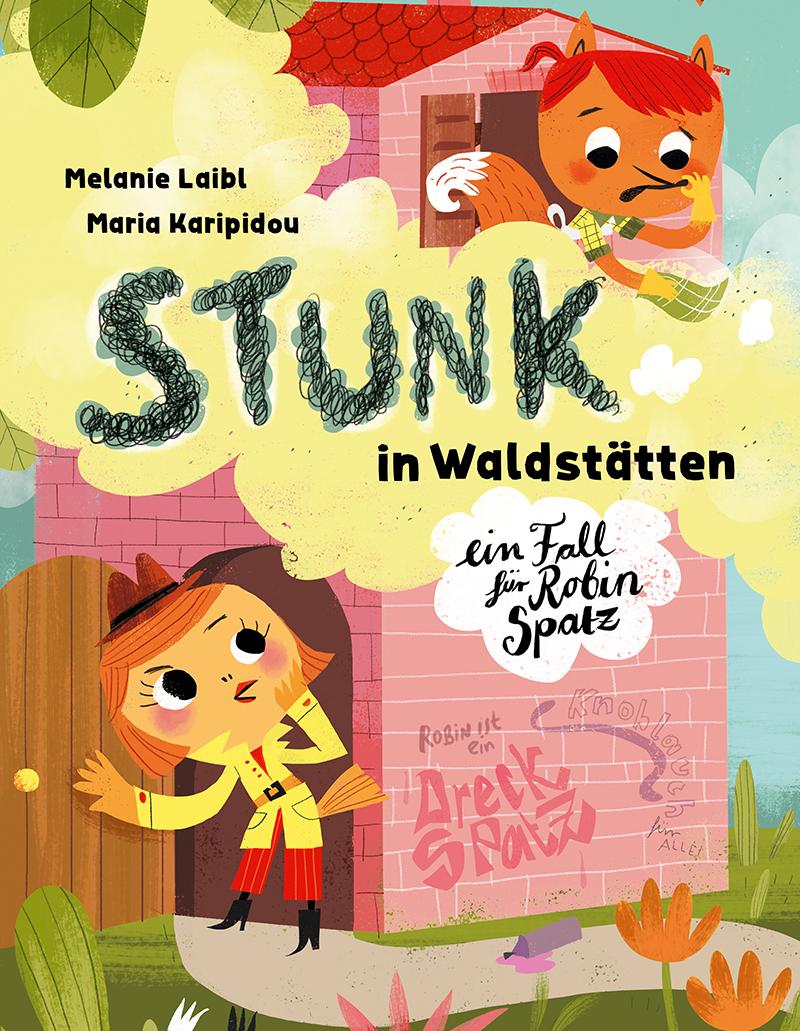 Lesung: Stunk in Waldstätten © G&G Verlag