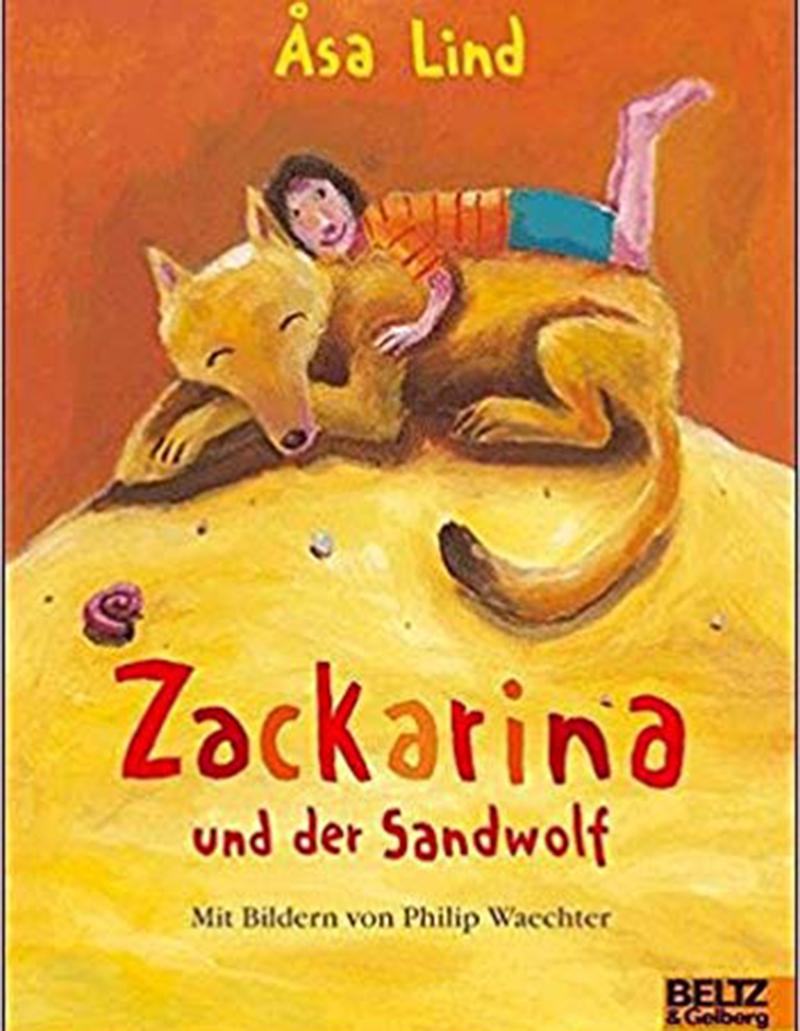 """Interaktive Lesung: Asa Lind """"Zackarina und der Sandwolf"""" © Anette Betz"""