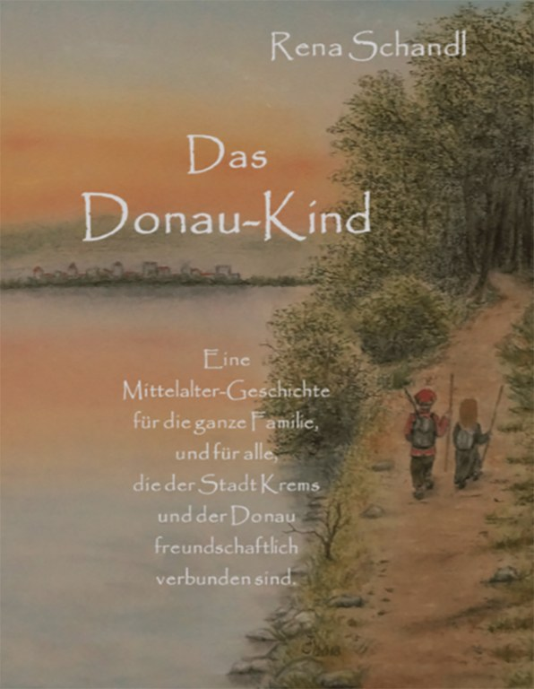 "Lesung: Das Donau-Kind ""Wie es niemals war..."" © LL-Verlag"