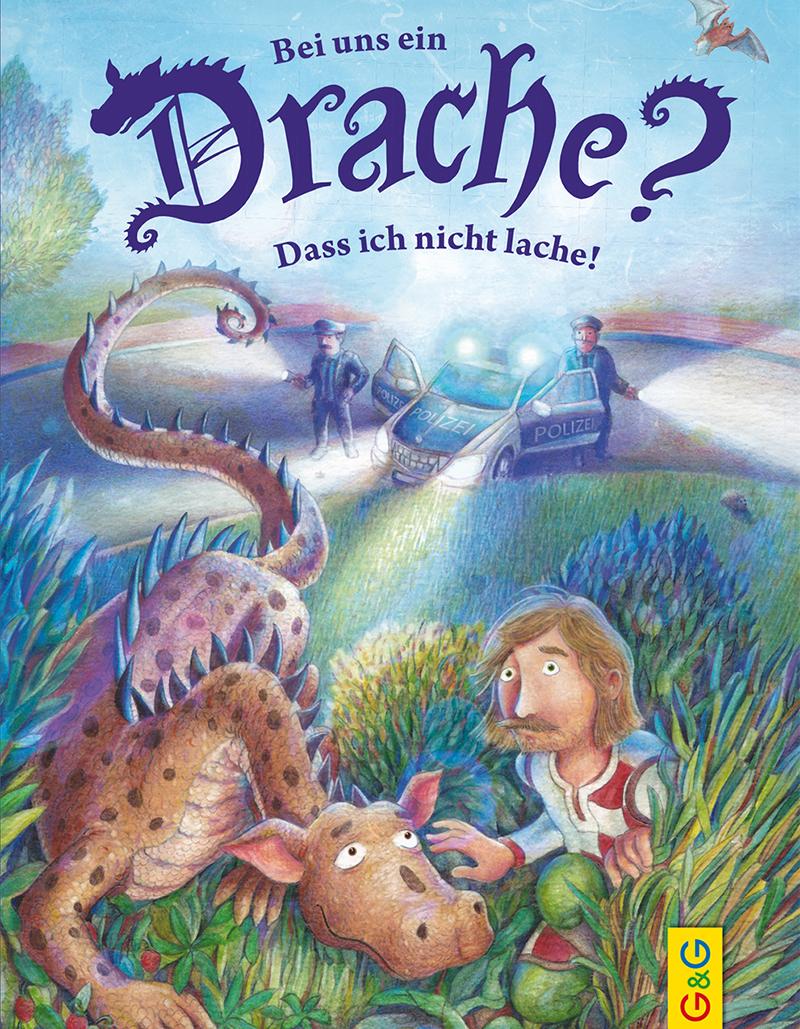 Lesung: Bei uns ein Drache? Dass ich nicht lache! © G&G-Verlag