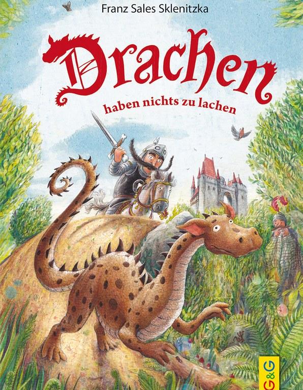 Lesung: Drachen haben nichts zu lachen © G&G-Verlag