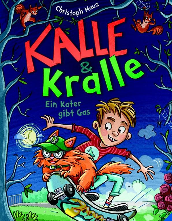 Lesung: Kalle & Kralle © G&G Verlag
