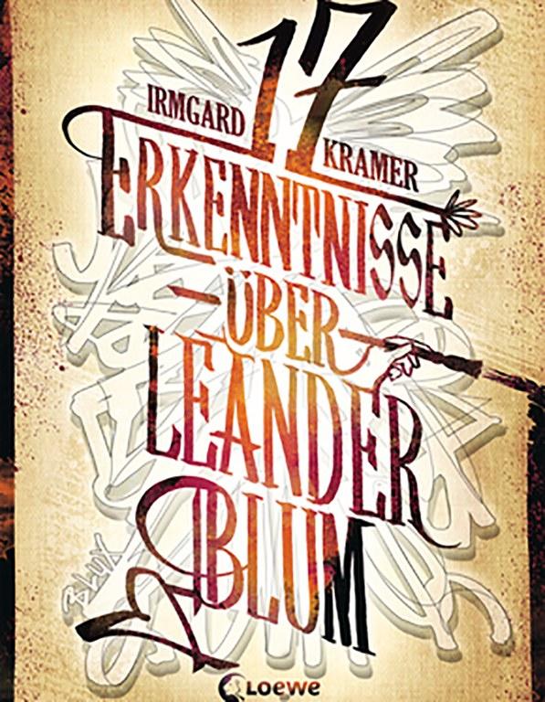 Lesung: 17 Erkenntnisse über Leander Blum © Loewe
