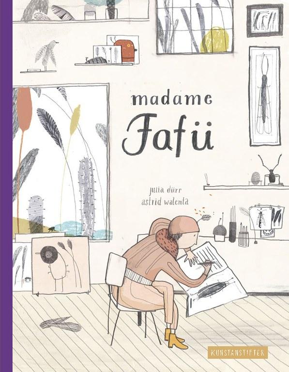 Musikalische Lesung: Madame Fafü © kunstanstifter