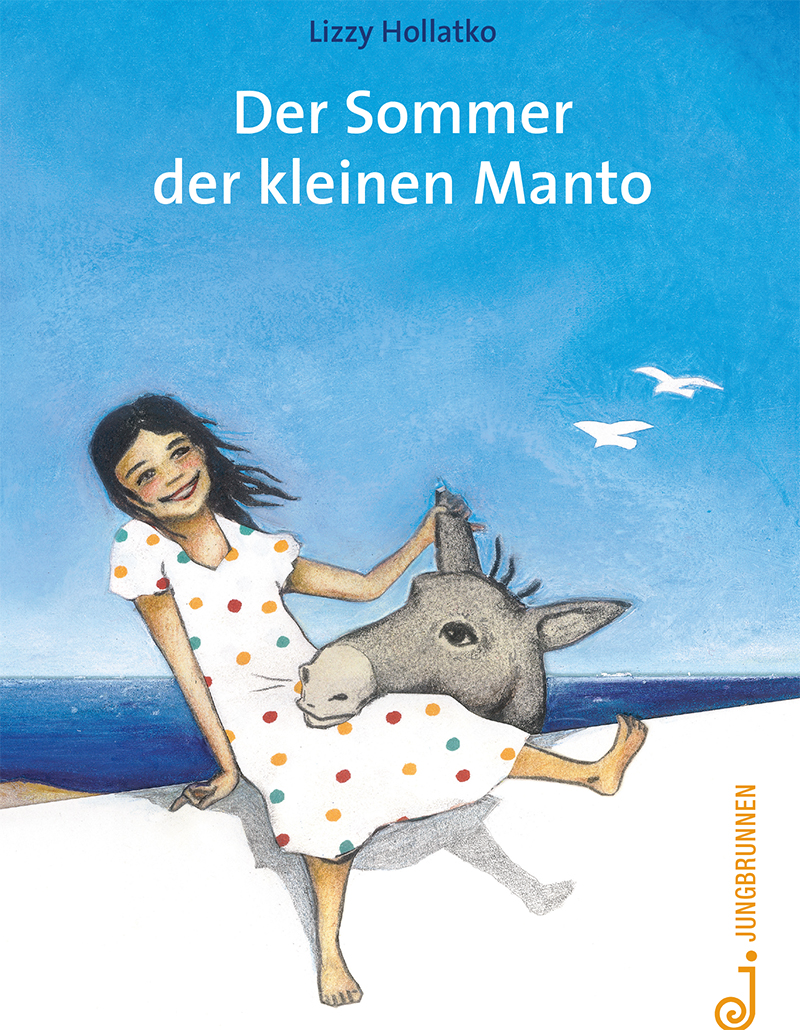 Lesung: Der Sommer der kleinen Mantu © Jungbrunnen