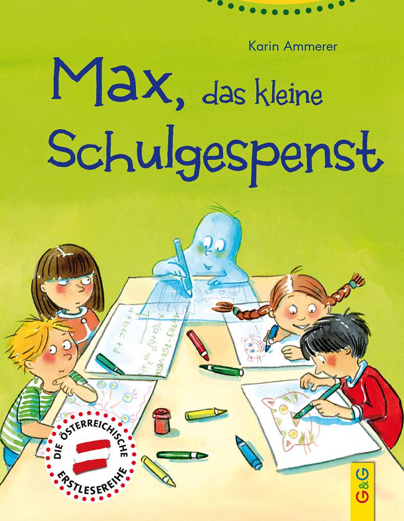 Lesung: Max, das kleine Schulgespenst © G&G Verlag