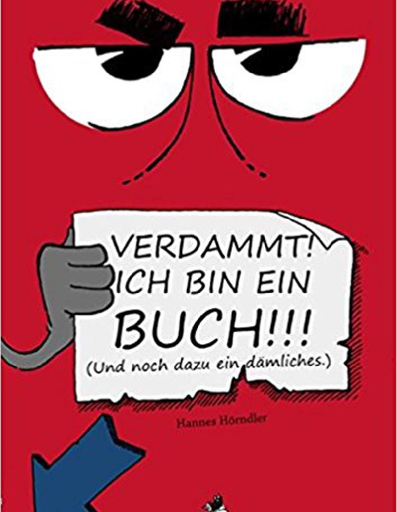 Lesung: Verdammt! Ich bin ein Buch!! © G&G Verlag
