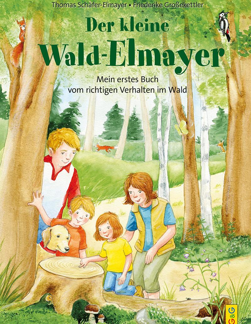"""Verlosung der Rätselrallye """"Wald"""" © G&G-Verlag"""